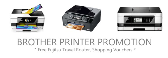 Brother Printer Promotion (16 Jul - 28 Sept 2014)