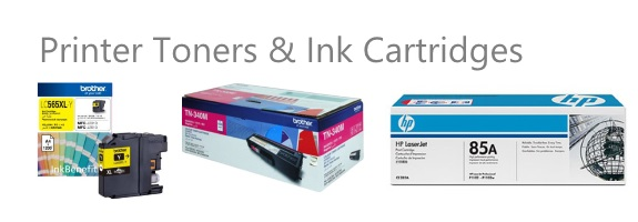 Printer Toners & Ink Cartridges