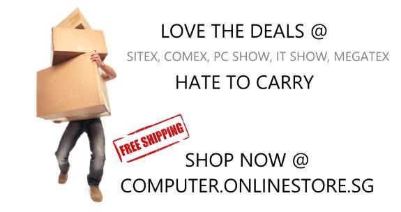 Free Shipping at Computer.OnlineStore.SG