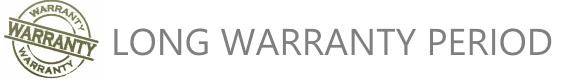 Long Warranty Printers